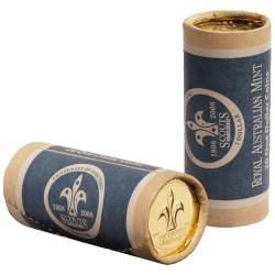 2008 $1 Centenary of Scouts in Australia Mint Roll