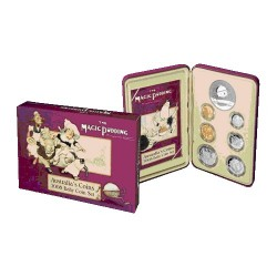 2008 Baby Proof Set - The Magic Pudding