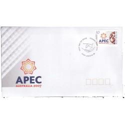 2007 APEC Forum FDC - Set 2 Gummed/Adhesive