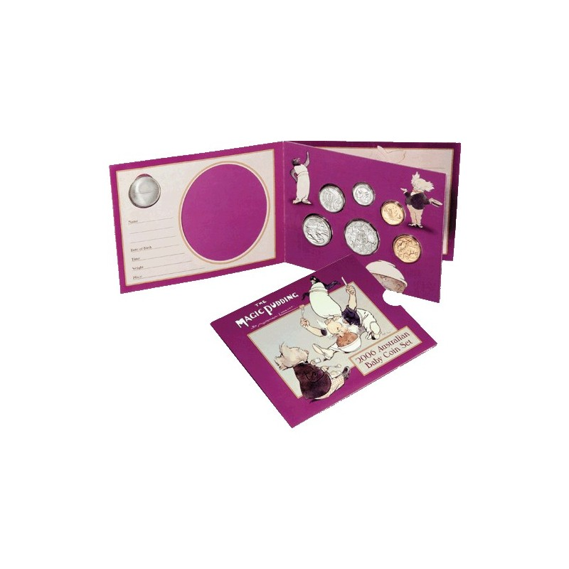 2006 Baby Mint Set - The Magic Pudding