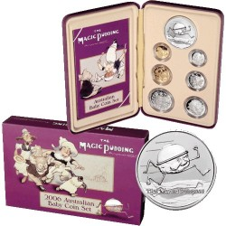 2006 Baby Proof Set - The Magic Pudding