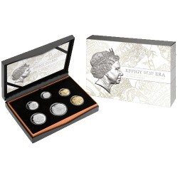 2017 Proof Set - Effigy of an Era Ian-Rank Broadley