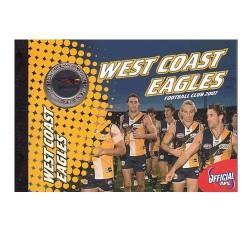 2007 AFL Souvenir Booklet - West Coast Eagles