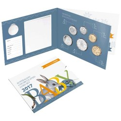 2017 Baby Mint Set - Alphabet Coin Collection