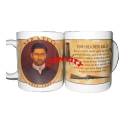 Ned Kelly Coffee Mug