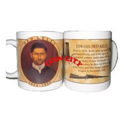 Ned Kelly Coffee Mug