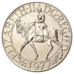 1977 GB Silver Jubilee Uncirculated Crown