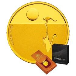 2015 $25 Kangaroo at Sunset 1/5oz Gold Proof Coin - BALLOT Only