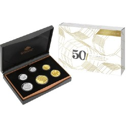 2015 Proof Set 50th Anniversary of The Royal Australian Mint