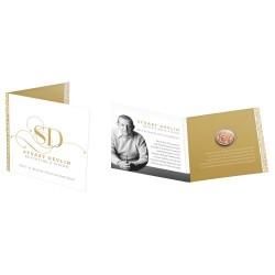 2017 2c Devlin Kangaroo Bronze Uncirculated Coin in Card