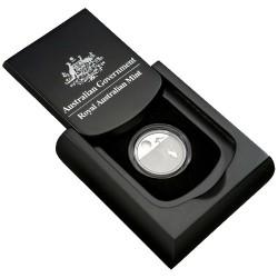 2011 $1 Kangaroo at Sunset 1/5oz Silver Proof Coin