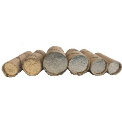 2017 Mint Rolls Set of 6 Circulating Designs