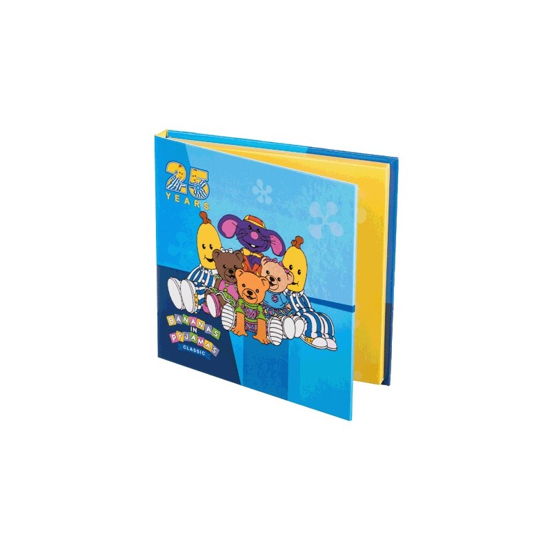 2017 Bananas in Pyjamas 25th Anniversary Coloured Frosted Uncirculated Two Coin Set