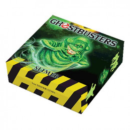 2017 $1 Ghostbusters - Slimer 1oz Silver Coloured Coin
