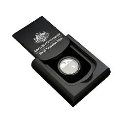 2012 $1 Kangaroo at Sunset 1/5oz Silver Proof Coin