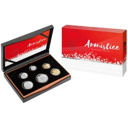 2018 Proof Set - Armistice Centenary