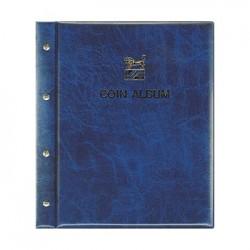 Coin Album - Blue
