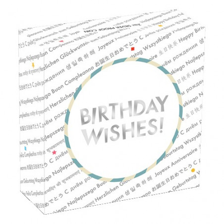 2018 $2 Birthday Wishes 2oz Silver Proof Coin