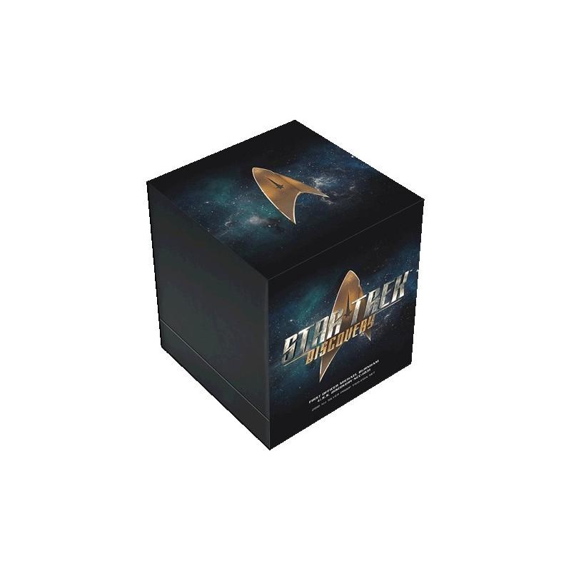 2018 $1 Star Trek - Discovery : Michael Burnham & USS Discovery NCC-1301 2 Coin Set