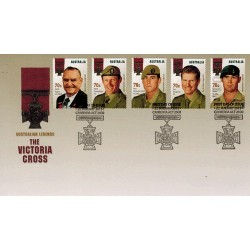 2015 Australian Legends - The Victoria Cross FDC