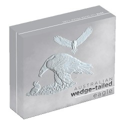 2018 $1 Australian Wedge Tailed Eagle 1oz Silver Proof Coin
