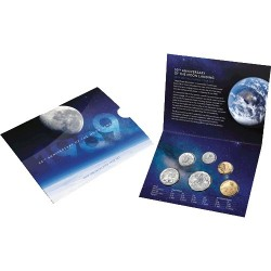 2019 Mint Set - 50th Anniversary of the Moon Landing