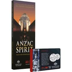2018 ANZAC SPIRIT 15 Coin Collection - Final Centenary Commemoration