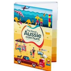 The Great Aussie Coin Folder ( No Coins)