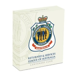 2016 $1 RSL Centenary 1oz Silver Proof Coin