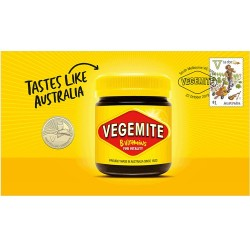 2019 $1 Fair Dinkum Aussie Alphabet Vegemite V Coin & Stamp Cover PNC