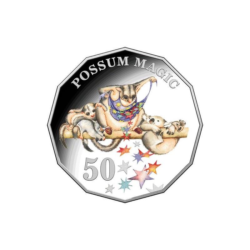 2020 Baby Proof Set - Possum Magic Coin Collection