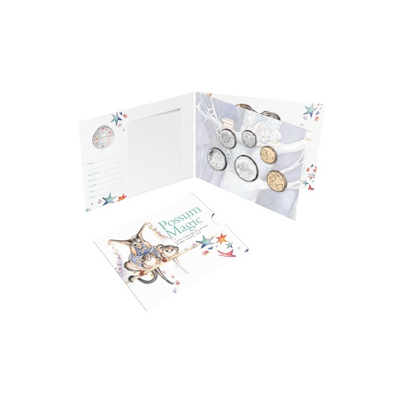 2019 Baby Mint Set - Possum Magic Coin Collection
