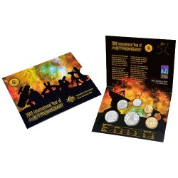2009 Mint Set - International Year of Astronomy