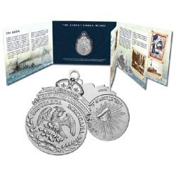 2014 Sinking Sydney Emden Booklet & Replica Medal