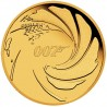 2020 $50 James Bond 007 1/4oz Gold Proof Coin