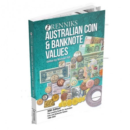 Renniks 30th Edition Softcover Price Guide Book
