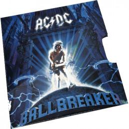 2020 20c AC/DC Ballbreaker Uncirculated Coin in RAM Card