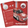 2020 50c 60 Years of the Australian Supercars 1960/2020 VT Commodore Unc Coin