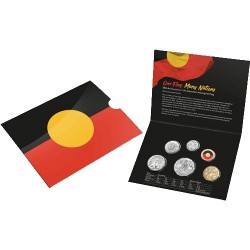 2021 Mint Set 50th Anniversary of the Australian Aboriginal Flag