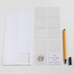 Leuchtturm Coin Sheet MT2 Pack of 10