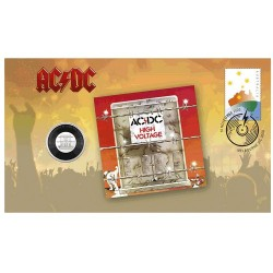 2020 20c AC/DC High Voltage & Stamp Cover PNC