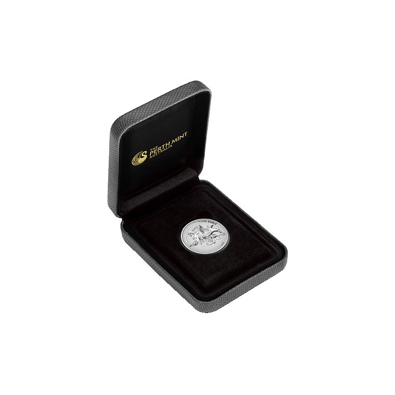 2021 $1 Australia Wedge Tailed Eagle 1oz Silver Enhanced Reverse Proof High Relief Coin