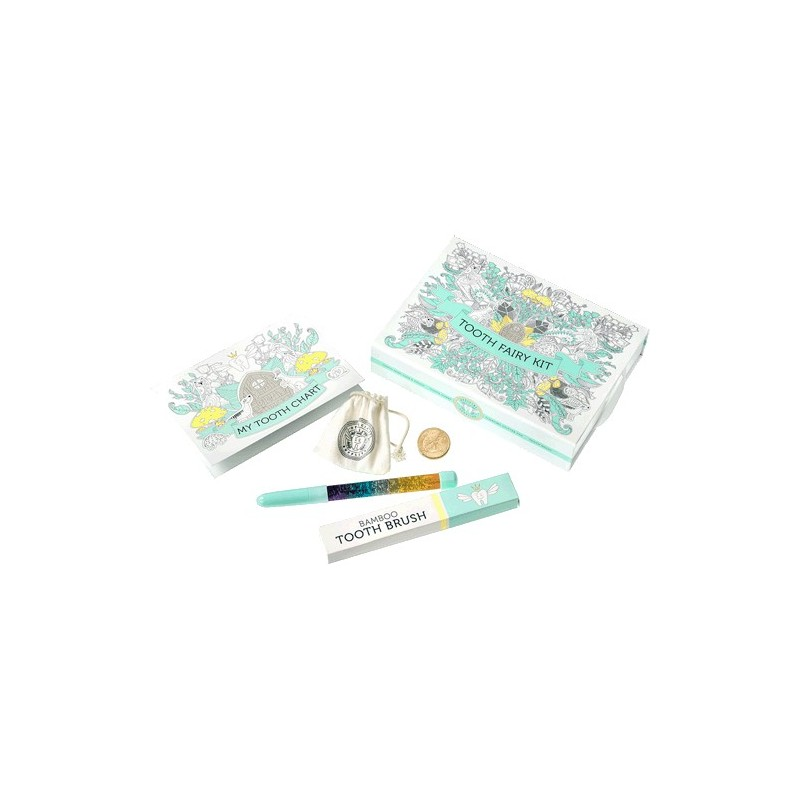 2021 $2 Tooth Fairy Kit Coin & Gift Box