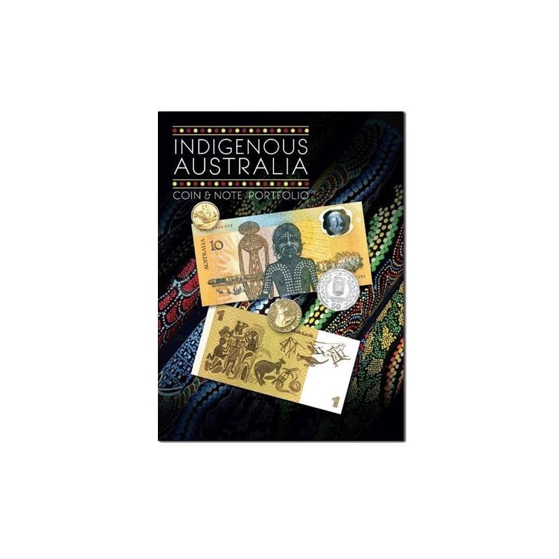 Indigenous Australia Coin & Note Portfolio
