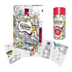 2021 The Great Aussie Coin Hunt 2 A- Z Set Folder with 26 Coins