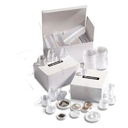Lighthouse Coin Capsules 33mm ID - 39mm OD Bulk Pack of 100