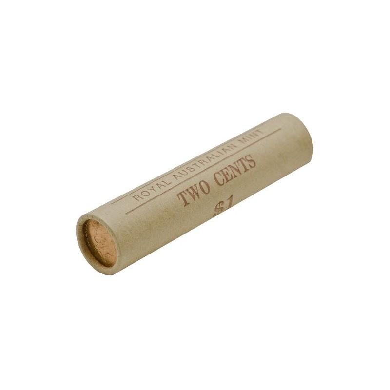 1988 2c Mint Roll