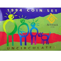 1994 Mint Set - Year of the Family Uncirculated Set
